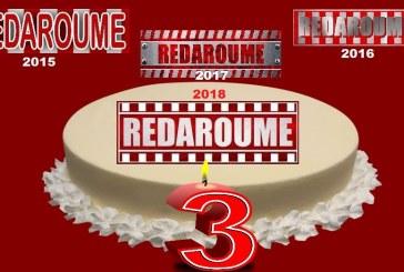 Redaroume… ανελειπώς τρία χρόνια τώρα! (videos)