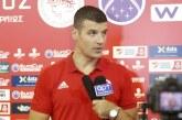 Παντελάκης: «Ανυπομονούμε για το παιχνίδι»