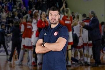 Παντελάκης: «Θα κάνουμε τα πάντα για τον Ολυμπιακό»