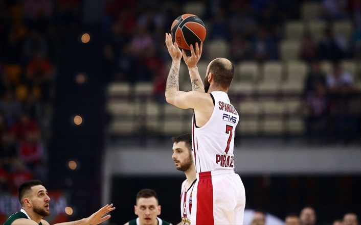 Photo of Spanoulis did it again(video)