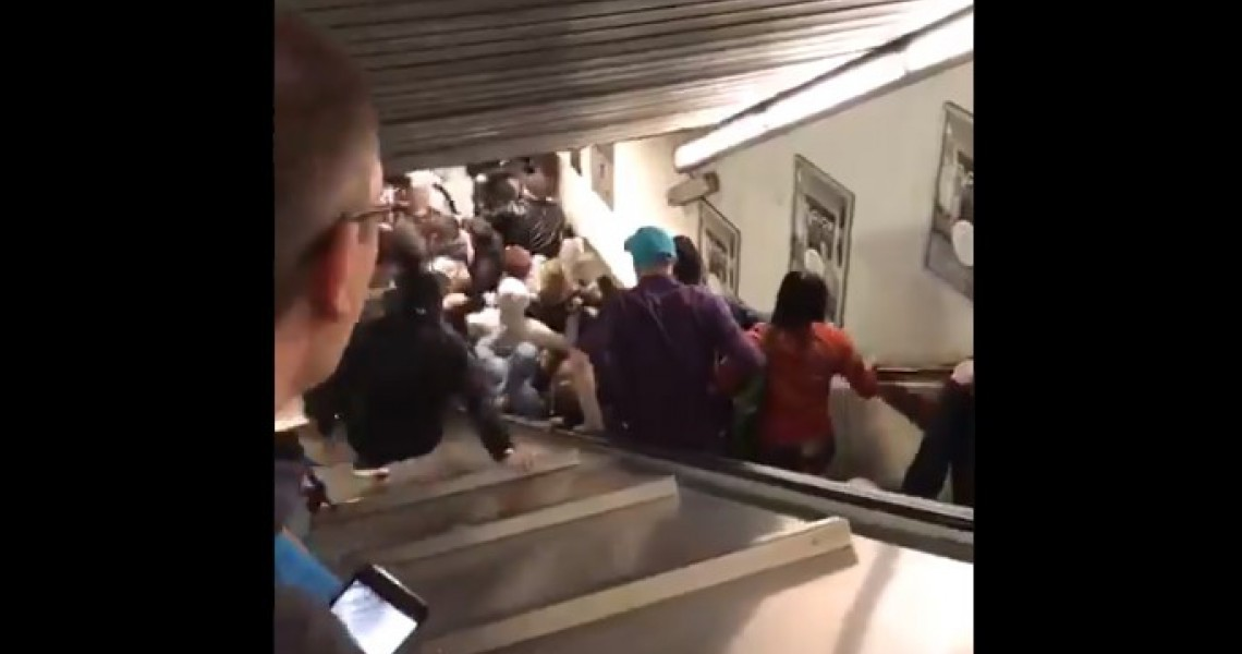 Photo of Τρόμος στο μετρό της Ρώμης 24 οπαδοί της ΤΣΣΚΑ Μόσχας τραυματίστηκαν