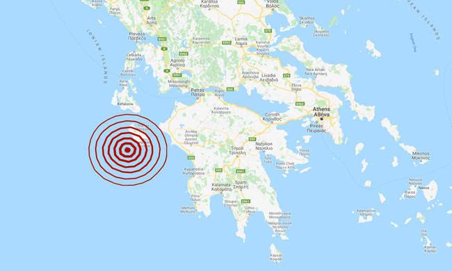 Photo of Διπλός ισχυρός σεισμός στο Ιόνιο