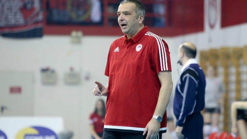Photo of Κοβάτσεβιτς: «Να δείξουμε βελτίωση»