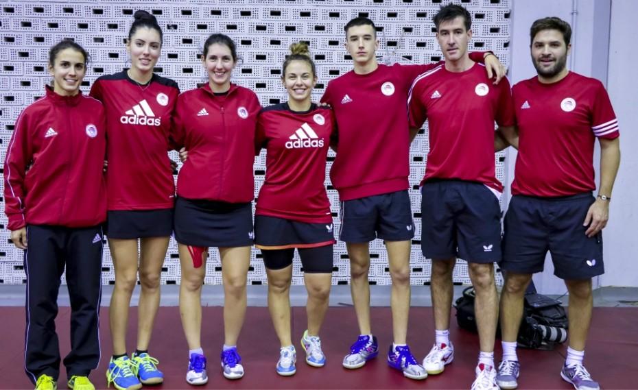 Photo of «Καρέ» νικών για Άνδρες και Γυναίκες του Ολυμπιακού