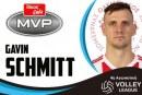 Ο Σμιτ αναδείχθηκε MVP  της τέταρτης αγωνιστικής