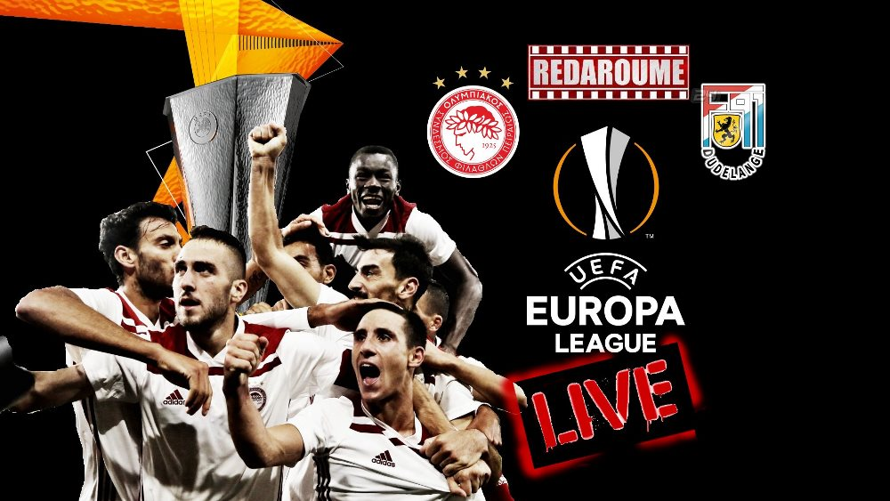 Photo of Europa League LIVE: Ολυμπιακός – Ντουντελάνζ