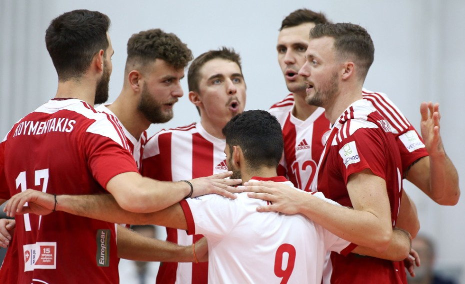 Photo of VolleyLeague LIVE: Ηρακλής – Ολυμπιακός