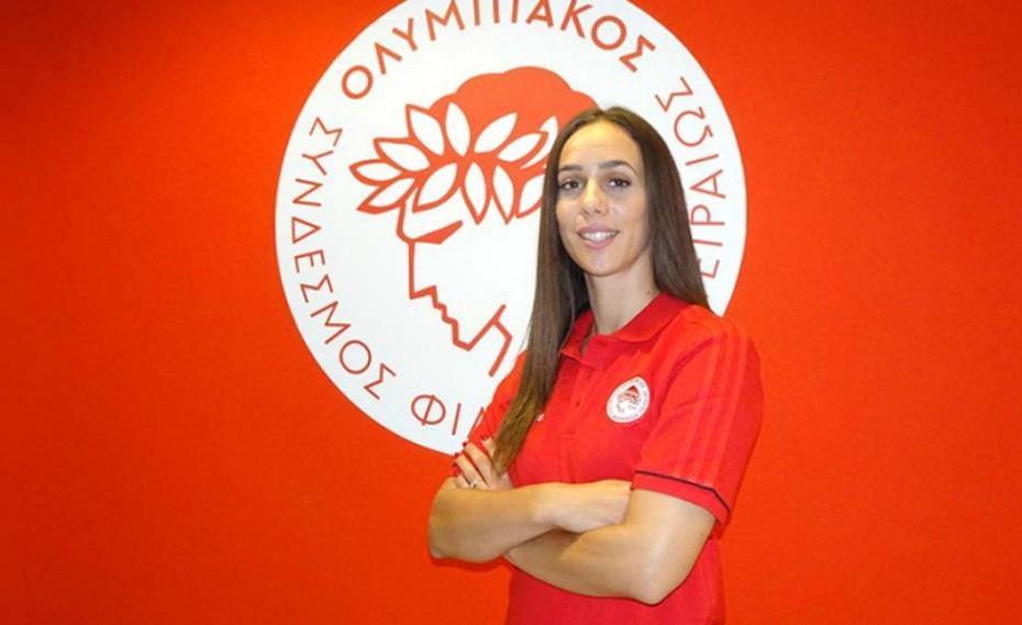 Photo of Γραμματικοπούλου: «Στον Ολυμπιακό μπορείς να πετύχεις σπουδαία πράγματα»