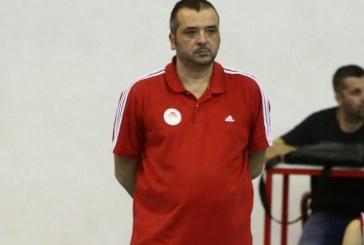 Κοβάτσεβιτς: «Σοβαρότητα σε κάθε ματς»