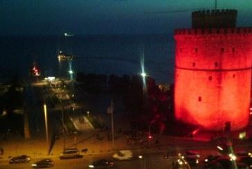 Όλη η Θεσσαλονίκη προσκύνησε τον Αυτοκράτορα Θρύλο!