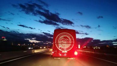 Photo of Το πούλμαν του Ολυμπιακού στον δρόμο προς την Τρίπολη (pic)