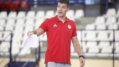 Photo of Παντελάκης: «Είμαστε έτοιμοι για το Κύπελλο Ελλάδας»