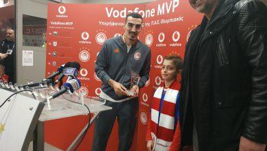 Photo of Λάζαρος MVP (Video)