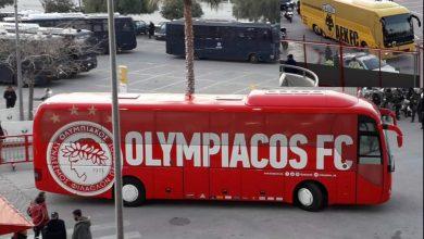 Photo of Η άφιξη Ολυμπιακού και ΑΕΚ στο Καραϊσκάκη (video)