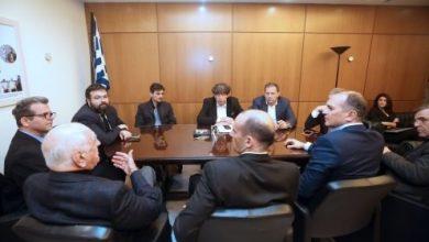 Photo of Σύσκεψη για το μπάσκετ: Παρόντες Αγγελόπουλοι και Γιαννακόπουλος