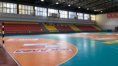 Photo of Φωτογραφίες από το κλειστό Γυμναστήριο Πάτρας «Κουκούλι» (pic)