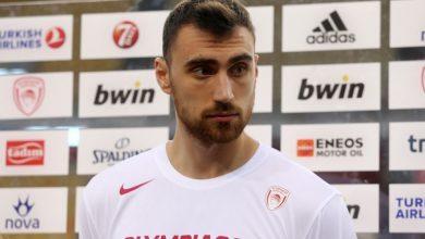 Photo of Μιλουτίνοφ: «Μακάρι να μην είναι το τελευταίο ματς»
