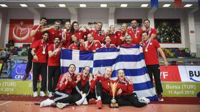 Photo of «Πάτησαν» ευρωπαϊκή κορυφή τα χρυσά κορίτσια του Θρύλου (video)