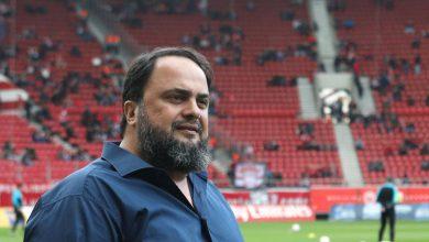 Photo of Μαρινάκης: «Η Ακαδημία του Ολυμπιακού στις ελίτ του Ευρωπαϊκού Ποδοσφαίρου!» (pic)