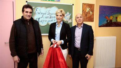 Photo of Μοίρασε δώρα και ελπίδα η Τσιλιγκίρη (pics)
