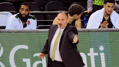 Photo of Ερνάκ: «Να κλείσουμε τη σεζόν με νίκη»