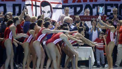 Photo of Τα συγχαρητήρια της ΠΑΕ Ολυμπιακός στην Πρωταθλήτρια ομάδα πόλο γυναικών