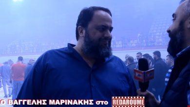 "Photo of Ο Βαγγέλης Μαρινάκης στο Redaroume: ""Ο Ολυμπιακός δεν σταματάει ποτέ""! (VIDEO)"