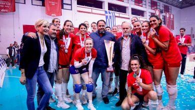 Photo of Μαρινάκης: «Θερμά συγχαρητήρια στην ομάδα βόλεϊ γυναικών που γράφει ιστορία!» (pic)