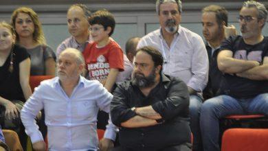Photo of Και ο Βαγγέλης Μαρινάκης δίπλα στα κορίτσια