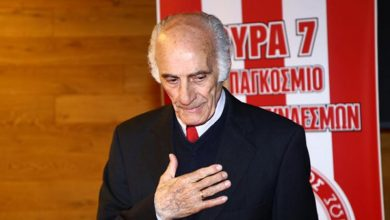 Photo of Μαρινάκης: «Κουράγιο Ηλία είμαστε μαζί σου!» (pic)