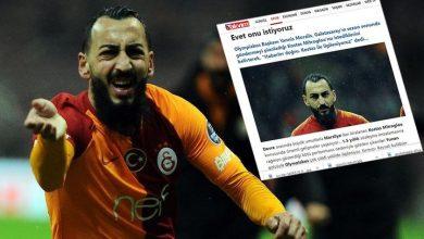 """Photo of Τουρκία: """"Ενδιαφέρον Ολυμπιακού και Μώραλη για Μήτρογλου"""""""
