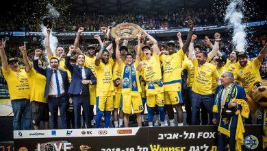 Photo of Ο Σφαιρόπουλος κατέκτησε με την Μακάμπι στο Ισραήλ το πρωτάθλημα (vid)