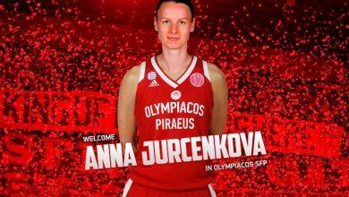 Photo of Στα ερυθρόλευκα η  Άννα Γιουρσένκοβα