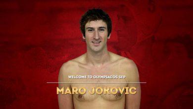 Photo of Ο διεθνής Κροάτης Γιόκοβιτς ανακοινώθηκε  από τον Ολυμπιακό