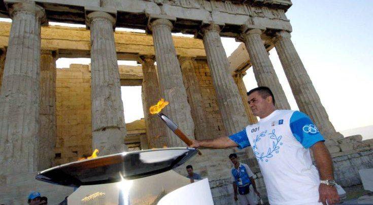"Photo of ""Έφυγε"" από την ζωή ο Ολυμπιονίκης Μπάμπης Χολίδης"