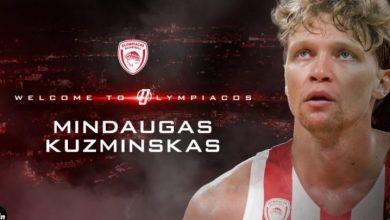 Photo of Κουζμίνσκας: «Θέλω να ανταποδώσω την αγάπη του κόσμου»