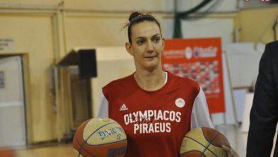 Photo of Κοσμά: «Περήφανη που είμαι στον Ολυμπιακό!»