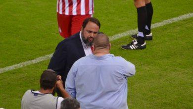 Photo of Πάντα δίπλα στην ομάδα ο Μαρινάκης (pic)