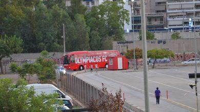 Photo of Έφτασε ο Ολυμπιακός στο  Φάληρο