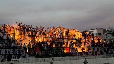 Photo of Εντυπωσιακή ατμόσφαιρα δημιούργησαν οι οπαδοί της Λέγκια  στο Περιστέρι