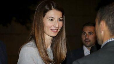 Photo of Η Λίνα Σουλούκου στο Δ.Σ. του ECA