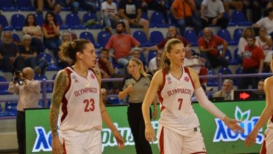 Photo of Στο ΣΕΦ τα ευρωπαϊκά ματς των κοριτσιών