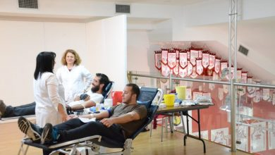 Photo of Κοινωνική συνεισφορά του Ολυμπιακού η αιμοδοσία