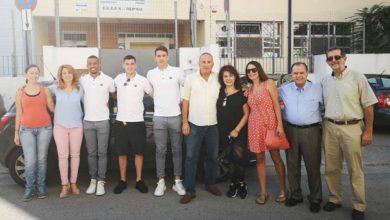 Photo of Σε ειδικά σχολεία του Πειραιά αντιπροσωπείες παικτών του Ολυμπιακού (pics)