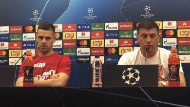 Photo of Μιλόγεβιτς: «Ξέρω για τη φιλία, αλλά αγωνιζόμαστε για τον Ερυθρό Αστέρα»