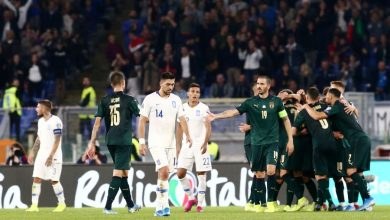 Photo of Πρόκριση για την Ιταλία, ενθαρρυντικά σημάδια για την Εθνική