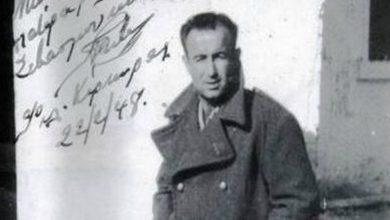 Photo of Νίκος Γόδας: Ο άνθρωπος που εκτελέστηκε με την ερυθρόλευκη