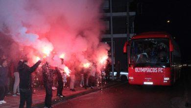 Photo of Στο Αγρίνιο ο Ολυμπιακός (video)