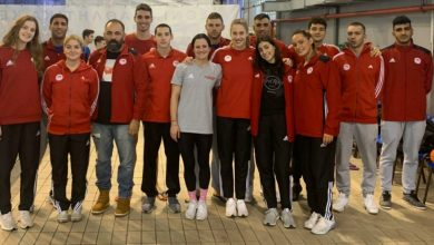Photo of Με 23 αθλητές στη Θεσσαλονίκη