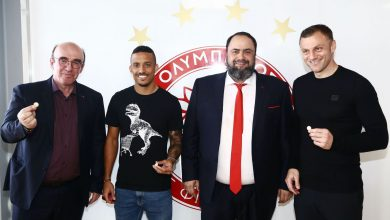 Photo of Mαρινάκης: «Να πάρουμε το πρωτάθλημα γιατί είμαστε πραγματικά οι καλύτεροι»